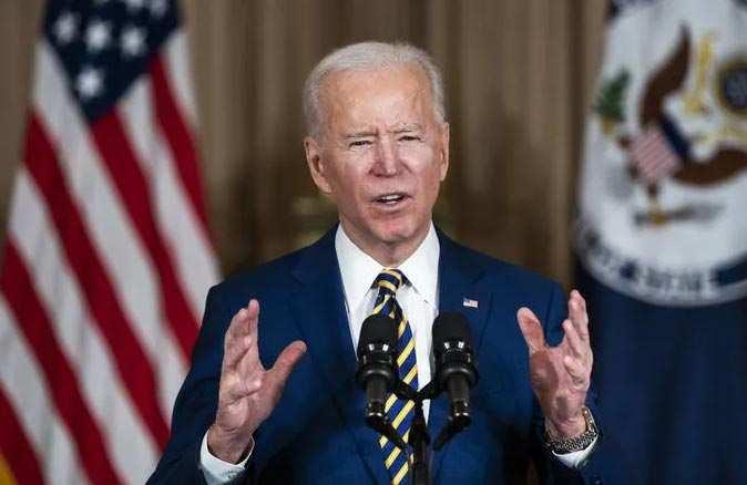 Joe Biden Rusya'ya seslendi: 'O günler sona erdi'