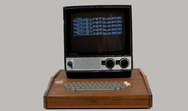Apple'ın ilk bilgisayarı satışa çıkarıldı... İşte fiyatı!