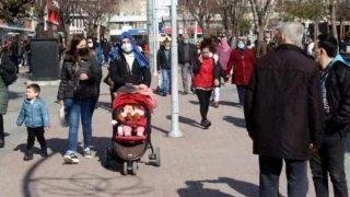 Vaka sayılarının kısa sürede yükseldiği Bolu'daki vatandaşlar tedirgin