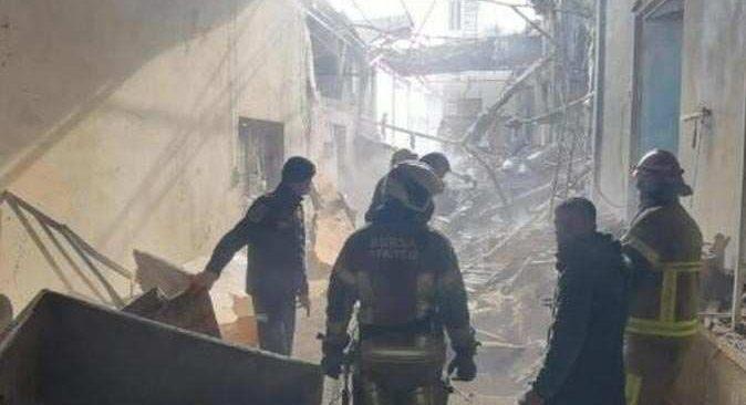 Fabrikada buhar kazanı patladı! Bir işçi hayatını kaybetti, 6 işçi yaralı