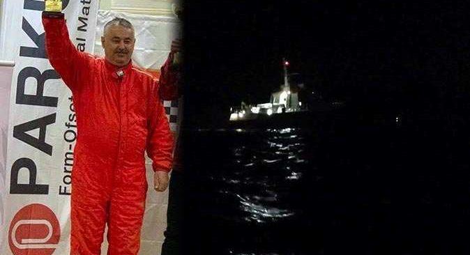 Çanakkale'de tekne faciası! Off Road Türkiye Şampiyonu Kenan Çarpışantürk hayatını kaybetti