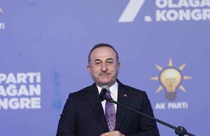 Dışişleri Bakanı Mevlüt Çavuşoğlu: Tüm dünyaya ifşa edeceğiz