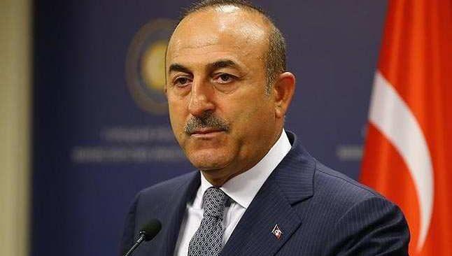 Bakan Çavuşoğlu kurtarılan gemicilerle ilgili açıklama yaptı