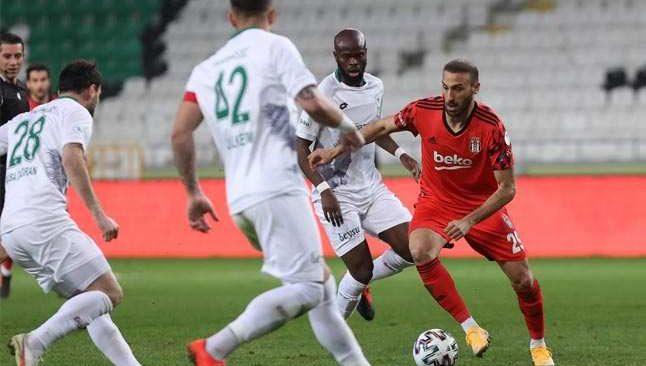 Antalya'dan sonra Beşiktaş yarı finalde...