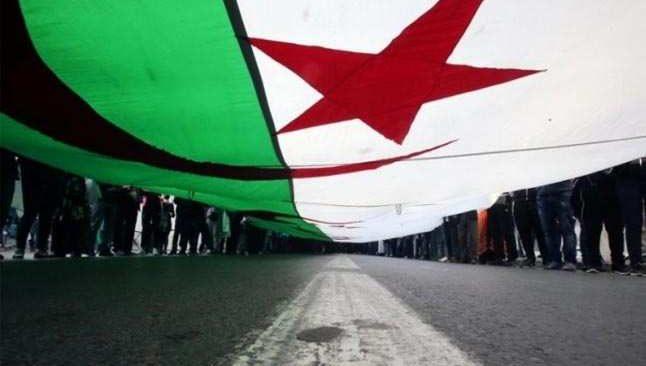 Cezayir'de erken seçim 3 ay içinde yapılacak