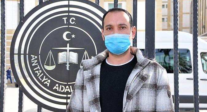 Murat Kaya, cinsel saldırıdan yargılandığı davada tutuklandı