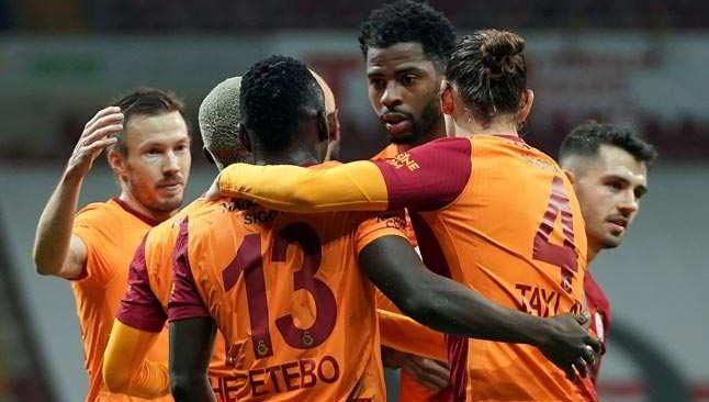 Galatasaray derbi öncesi moral depoladı