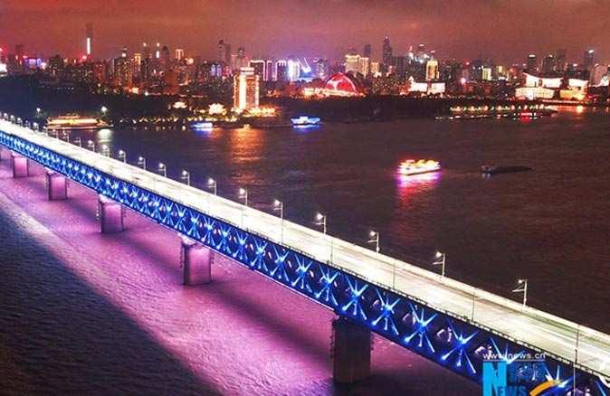 Yenilmezliğin simgesi: Wuhan Yangtze Köprüsü