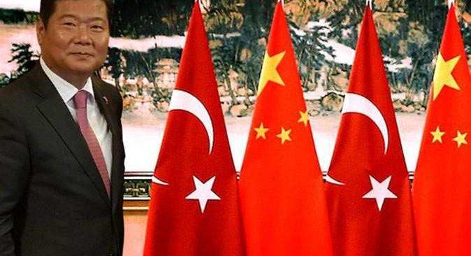 Shi Ruilin: Türkiye ve Çin arasındaki ilişkilerde büyük bir ilerleme kaydedildi