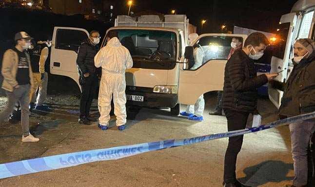 İstanbul'da akıl almaz cinayet!
