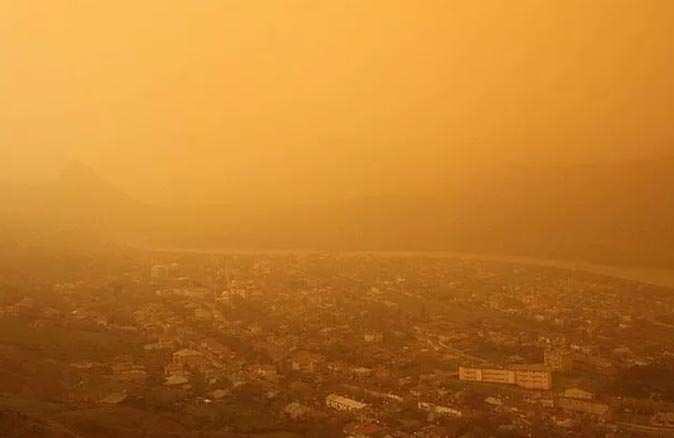 Meteoroloji uyardı! Çöl tozları Türkiye'ye geliyor