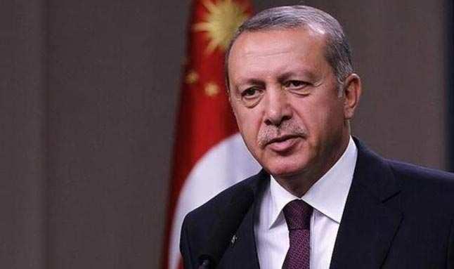 Cumhurbaşkanı Erdoğan'dan ABD'li komutana tepki!