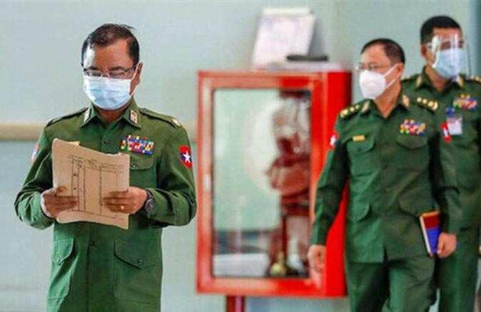 Myanmar'da darbe oldu! Yönetim ordunun eline geçti