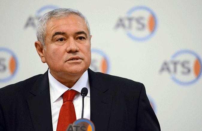 ATSO Başkanı Davut Çetin: Turizm sezonuna kadar vaka sayısını düşürmemiz gerekiyor