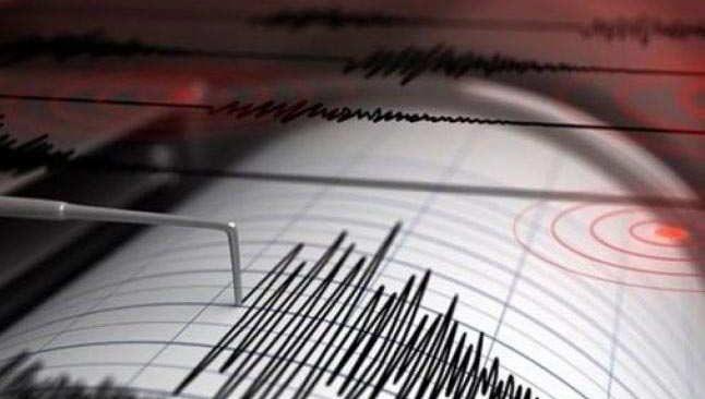 İzmir'de yine deprem oldu