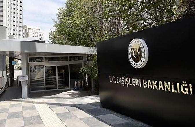 Ankara'dan ABD'ye Gara tepkisi!