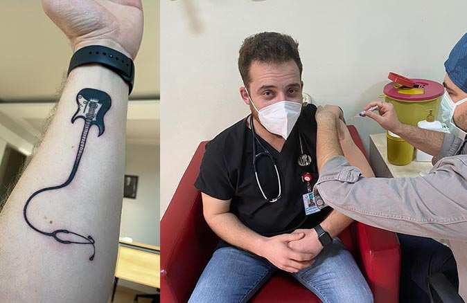 Dövmeli doktoru CİMER'e şikayet ettiler