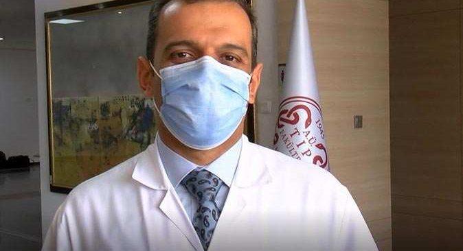 Bilim Kurulu Üyesi Azap'tan 'toplumsal bağışıklık' açıklaması