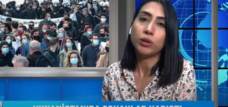 Bizden Duy 15 Şubat 2021 Dünya Gündemi – Yunanistan'da sokaklar karıştı