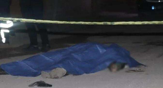 Denizli'de korkunç olay! Hayatını kaybeden gencin cansız bedeni yol ortasında bulundu
