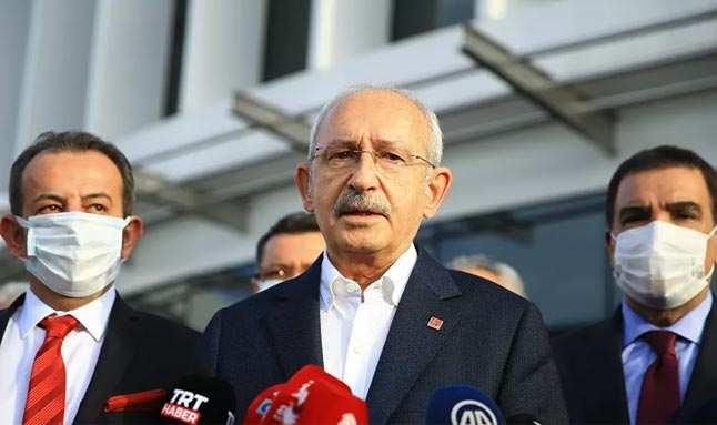 Kılıçdaroğlu'dan Enis Berberoğlu açıklaması