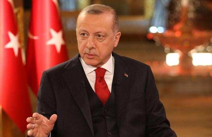 Cumhurbaşkanı Erdoğan Boğaziçi'ndeki olaylara ilişkin açıklama yaptı