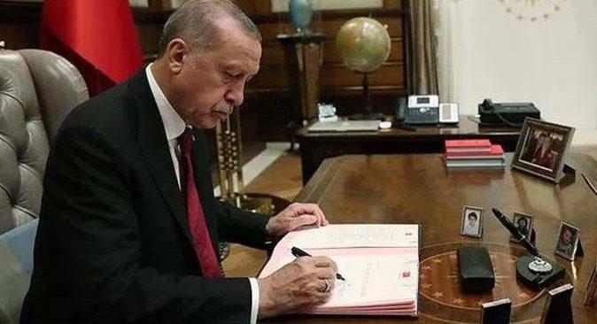 Cumhurbaşkanı Erdoğan imzaladı, Büyükelçiler kararnamesi Resmi Gazete'de yayımlandı