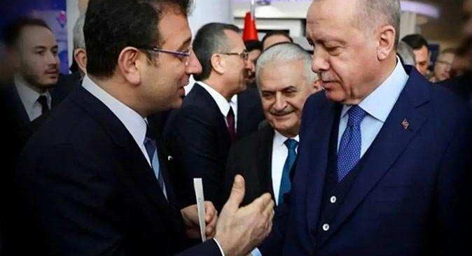 Cumhurbaşkanı Erdoğan ile Ekrem İmamoğlu'ndan sürpriz görüşme! İki talep geldi