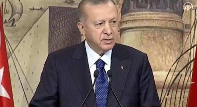 Cumhurbaşkanı Erdoğan: Gelin yeni Anayasa konusundaki tekliflerimizi hazırlayalım