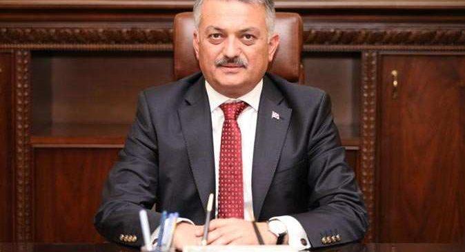 Antalya Valisi Ersin Yazıcı'dan Yeşilay Haftası mesajı