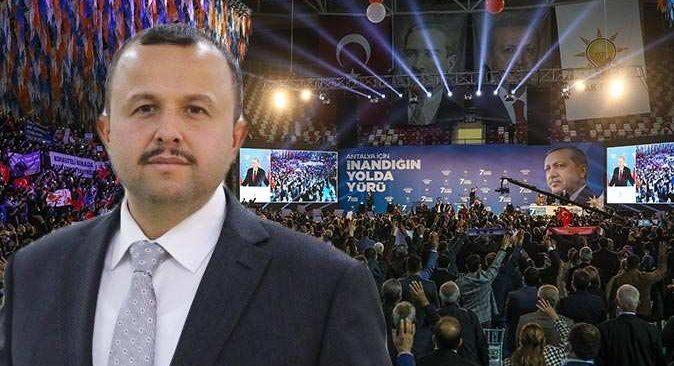 Antalya AK Parti'de yeni yönetim belli oldu