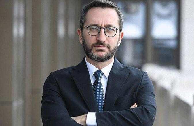 İletişim Başkanı Fahrettin Altun: Asla izin vermeyeceğiz