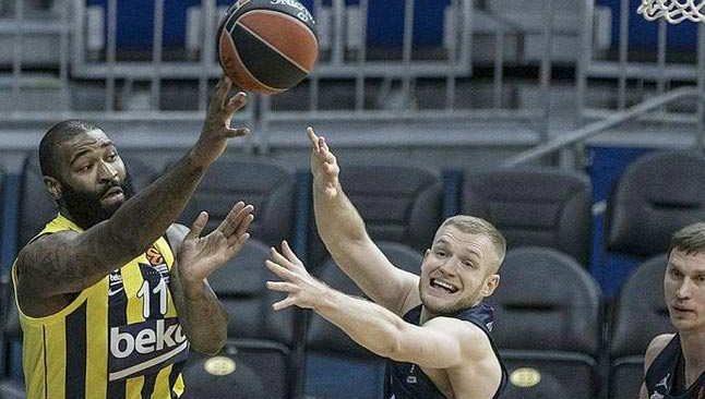 Fenerbahçe Beko seriyi 9 maça çıkardı!