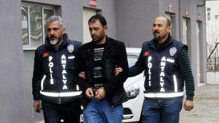Antalya'da büyük vahşet! Eşini öldürüp gömmüş