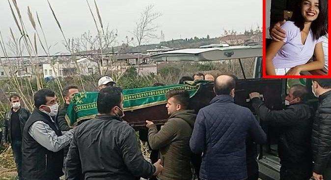 Hatay'da 19 yaşındaki Gamze Cemali feci kazada hayatını kaybetti