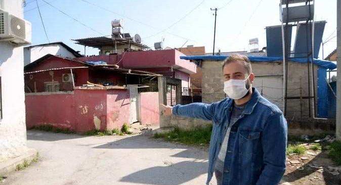 Tarsus'taki 'Gizemli ev' haritaya girdi