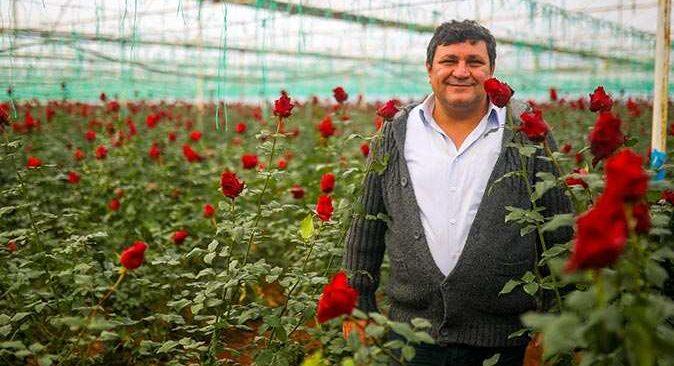 Antalya'da üretici, sevgililer gününe odaklandı