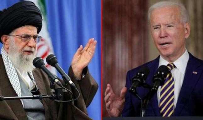 Hamaney'den Biden'a jet yanıt
