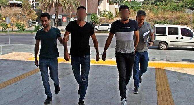 Alanya'da baskında yakalanan kardeşlere 18 yıl hapis cezası