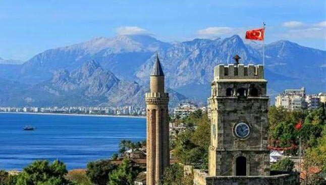 5 Şubat 2021 Cuma Antalya hava durumu