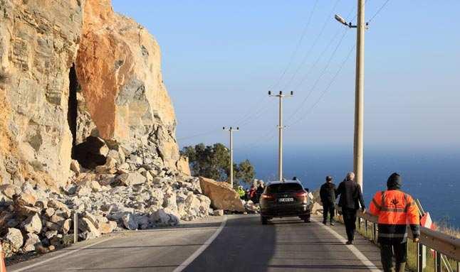 Antalya-Mersin Karayolu ulaşıma açıldı