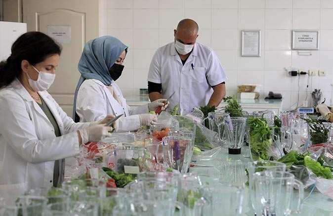 Antalya'da gıda maddeleri 7 gün 24 saat denetleniyor