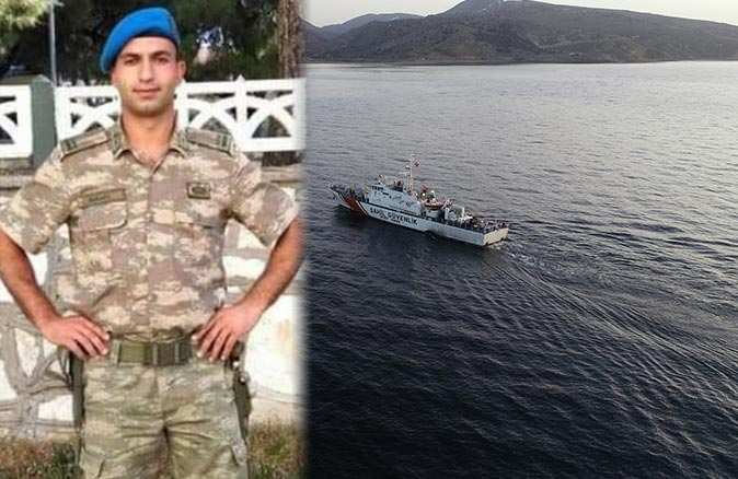 Gökçeada'da tekne faciası! İlçe Jandarma Komutanı Teğmen Musa Bulut ölü bulundu