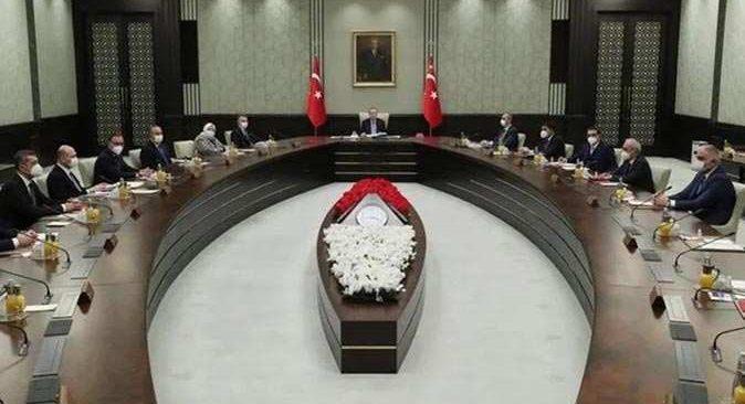 Yasaklar kalkacak mı? Cumhurbaşkanlığı Kabine toplantısı başladı