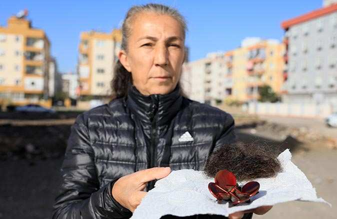 Kadir Şeker tarafından öldürülen Özgür Duran'ın annesi darp edildi