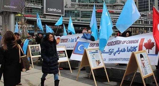 Kanada, Çin'in Uygur politikalarını 'soykırım' olarak tanıdı