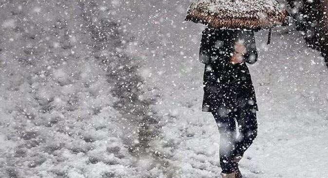 Meteoroloji kar ve sağanak yağışa karşı uyardı!