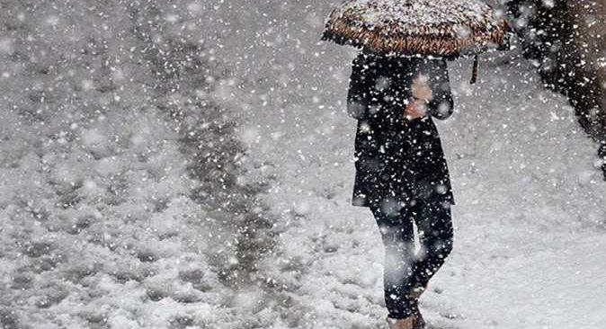 Dikkat! Meteoroloji'den o bölgeler için kar uyarısı