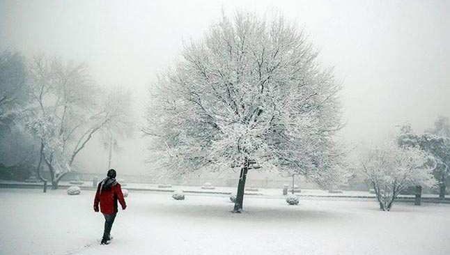 İstanbul dahil 15 ilde yüz yüze eğitim kar engeline takıldı