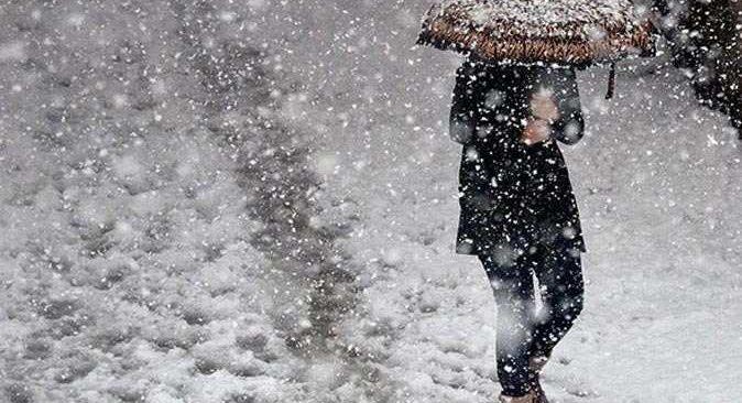 Meteoroloji uyardı! Kar yağışı geri dönüyor